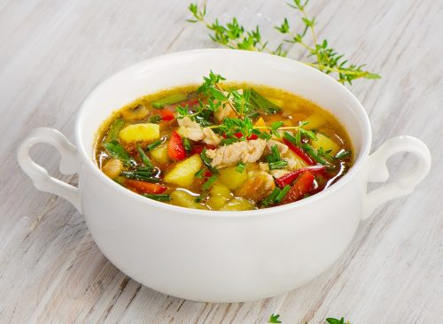 chicken-vegetable-soup-500x366